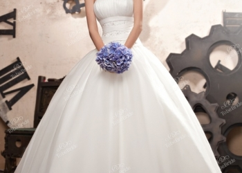 Роскошное свадебное платье TO BE BRIDE+ подарки