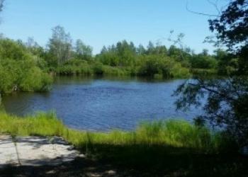 продам землю с озером