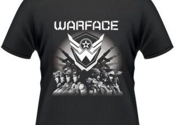 Эксклюзивная футболка warface оптом и в розницу