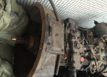 Коробка передач ZF-16