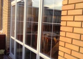 Пластиковые окна-остекление балконов.Скидки!