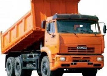 Самосвалы г/п от 6-35 тонн