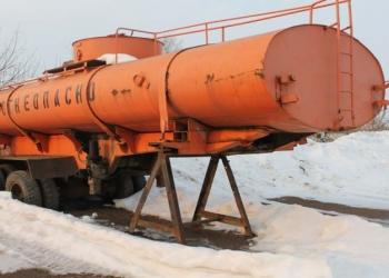 Прицеп-цистерна топливная / бензовоз