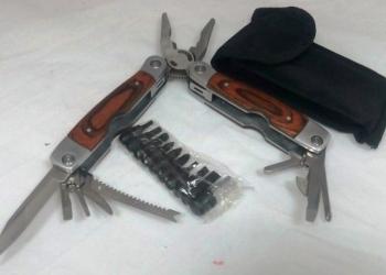Швейцарский походный многофункциональный нож плюс подарок