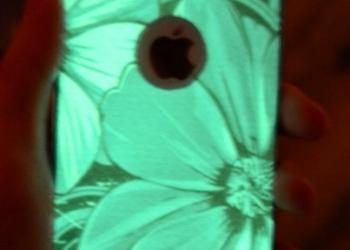 Светящиеся панельки на Айфон