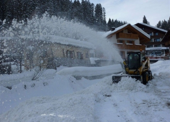 Роторный снегоочиститель Gordini TN/TNX (Италия)