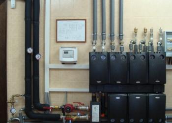 Отопление частного дома, коттеджа под ключ в Иваново