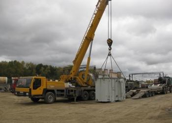Автокраны 35-40-50 тонн