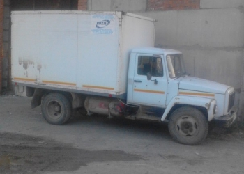 Автоперевозки. Газ-термо фургон
