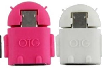 OTG переходник USB - micro USB для андроид