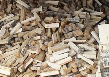 Колотые березовые дрова с доставкой.