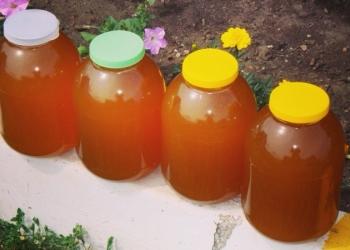 Мед цветочный с собственной пасеки-натуральный, без каких-либо примесей продаю.