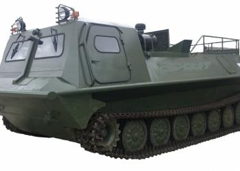 СНЕГОБОЛОТОХОД ГМТ-14 (МТ-ЛБу)