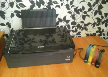 Продам принтер Epson Stylus TX117