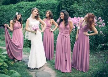 Платья подружек невесты под ключ