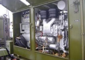 Дизельные генераторы (электростанции) АД-30Т/400
