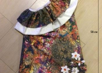 Платье по индивидуальному заказу рост 122