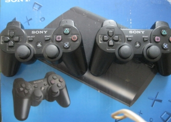Продам PlayStation 3 SuperSlim 500 gb