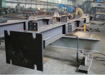 Изготовление, производство любых металлоконструкций.