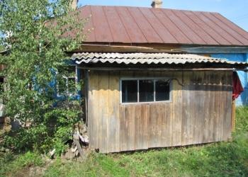 Дом 58 м² на участке 15 сот. в с. Соколка Мамадышского р-на Татарстан.