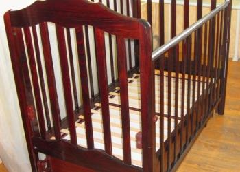Продаётся детская кроватка Гандылян с изумительным маятником