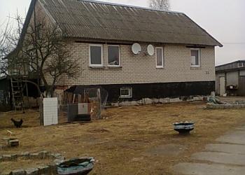 Продам дом 2-этажный дом 192 м² (кирпич) на участке 8 га, 5 км до города