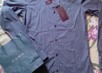 Новая мужская рубашка Zara