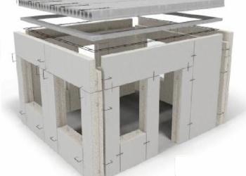 Капитальный дом из стеновых панелей Тимфорт с гарантией 100 лет
