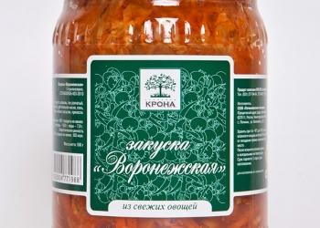 Продам консервированную продукцию ТМ Славушка и Крона