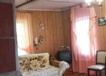 Дом 60 м2 с удобствами