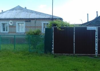 Продаётся дом в селе Зорино