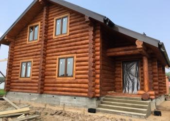 Изготовление домов и бань из бревна