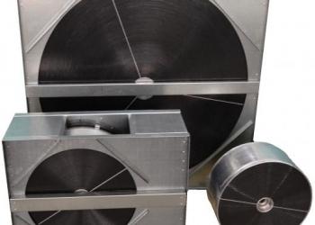 Роторные рекуператоры. Вентиляция, теплоутилизация.