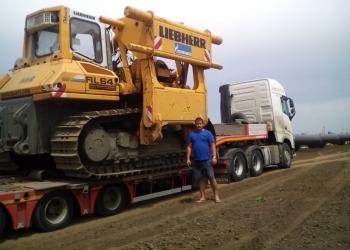 Перевозка негабаритных грузов по всей России от 20 до 110 тонн. Интерес дальние