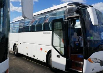 Туристический  автобус Zhong Tong (LCK6958)