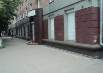 Аренда помещения под банк, офис, торговлю, 176 м²
