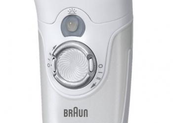 Эпилятор Braun 7979 Silk-epil 7 Skin Spa c щеточкой для лица
