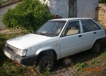 Toyota Corsa, 1983-продаю