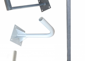 Кронштейны стеновые для монтажа антенн