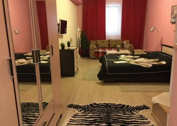Комната люкс в мини-отеле посуточно
