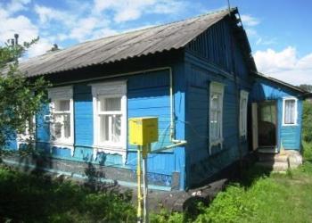 Дом 70 м2 с газом и отдельным входом граничит с г. Серпуховю