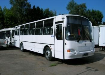 Автобус кавз-4238-41 (39 мест)