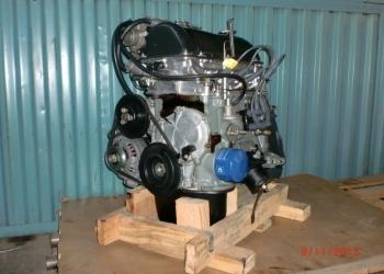 Двигатель ВАЗ - 21214 (нива,инжектор)