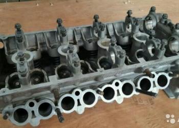 Головка блока цилиндров на ЗМЗ 405/406 и 409