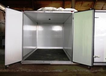 Новые изотермические фургоны 9 шт.