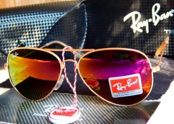 Солнцезащитные очки R.B. (фиолетовое зеркало)