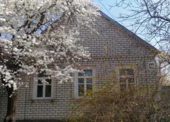 Продаю дом из белого кирпича 53 м2