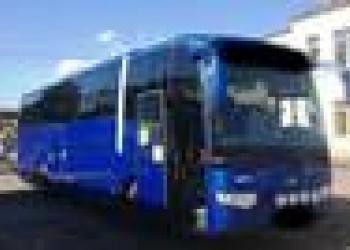 Заказ автобусов для туристов