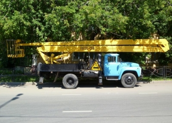 Услуги автовышки (до 31 м)