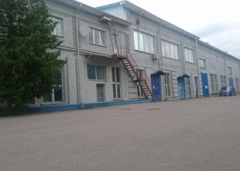Здания и склады депо по ремонту контейнеров в Москве